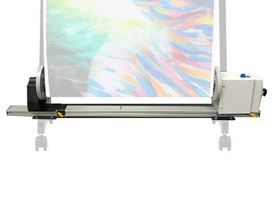 Take Up Roller For Use With Virtuoso VJ628 Printer & Stand - Each