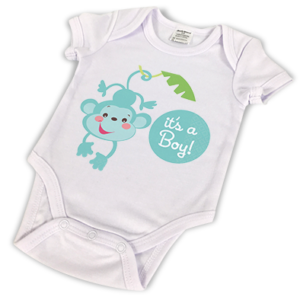 Sublimation Baby Vest