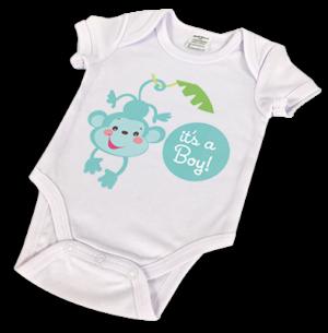 Sublimation Baby Vest