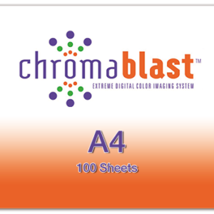 A4 Chromablast