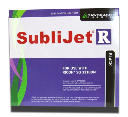 SubliJet R Black Ink 3110