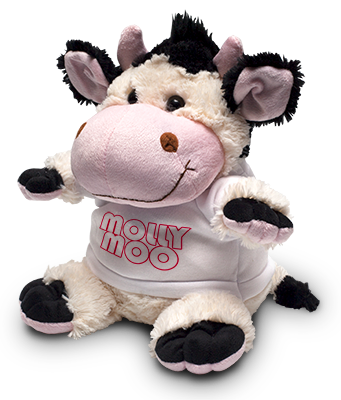 Cow Soft Toy & Shirt