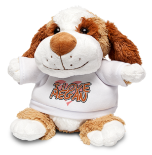 Dog Soft Toy & Shirt