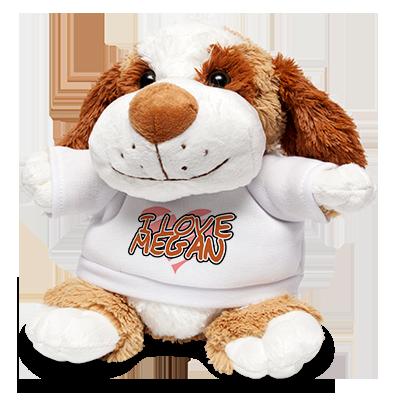 Dog Soft Toy & Shirt