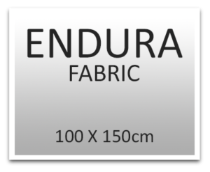 Endura Fabric - 150 x 100cm - Each