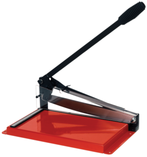 Hand Operated Guillotine