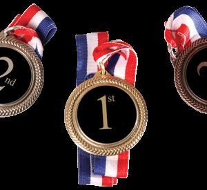 Heavyweight Medal