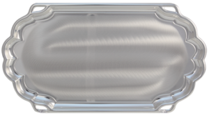 Large Rectangular Tray