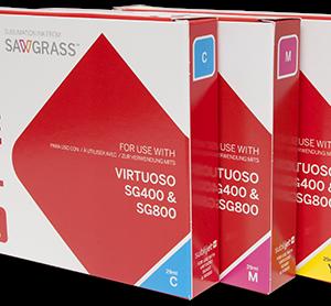 SubliJet-HD SG400 Cartridges