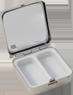 Pill Box - Square