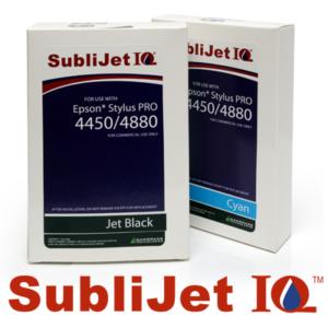 SubliJet IQ Sublimation Ink Carts
