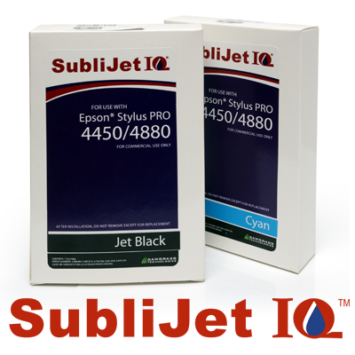 SubliJet IQ Sublimation Ink Carts