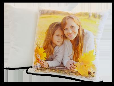 Soft Cushion Cover - White