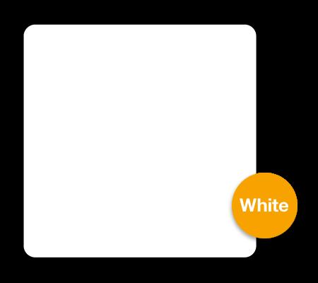 White Sublimation Aluminium Sheet