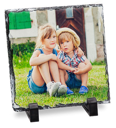 Sublimation Photo Slate 6 x 6
