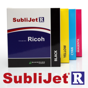 Full set of SubliJet-R Inks