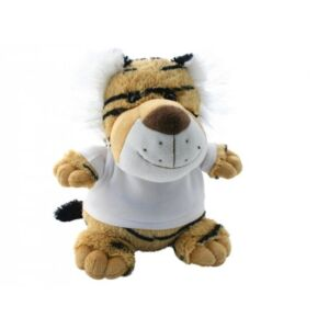 Tiger Soft Toy with Shirt