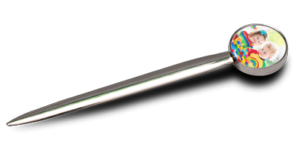 Letter Opener with 25mm Metal Insert