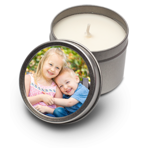 Scented Tinned Candle