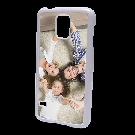 Samsung S5 White Case