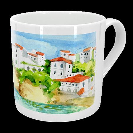 Large Balmoral China Mug