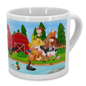 Childrens 6oz Stubby Mug