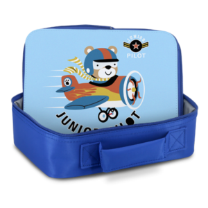 Cooler/Lunch Bag - Blue