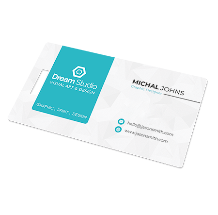 Business Card Tag