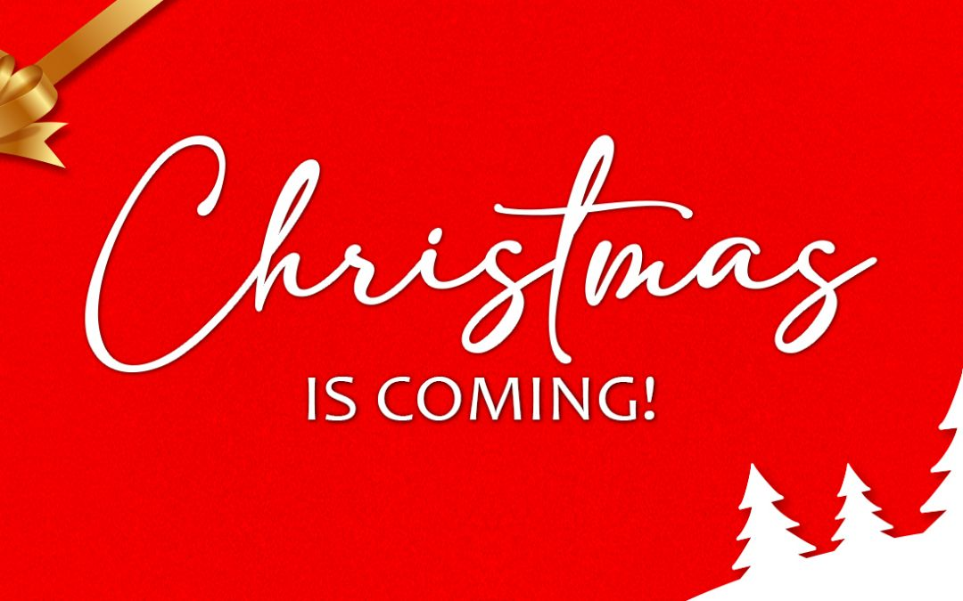Start Thinking about Christmas